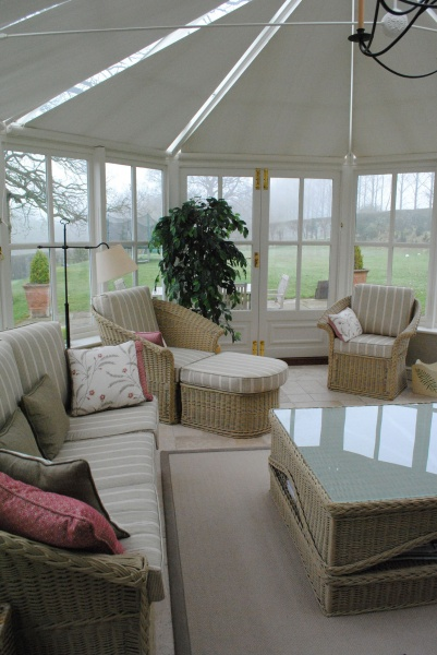 Conservatory wadhurst imogen whyte for Interior design 07760