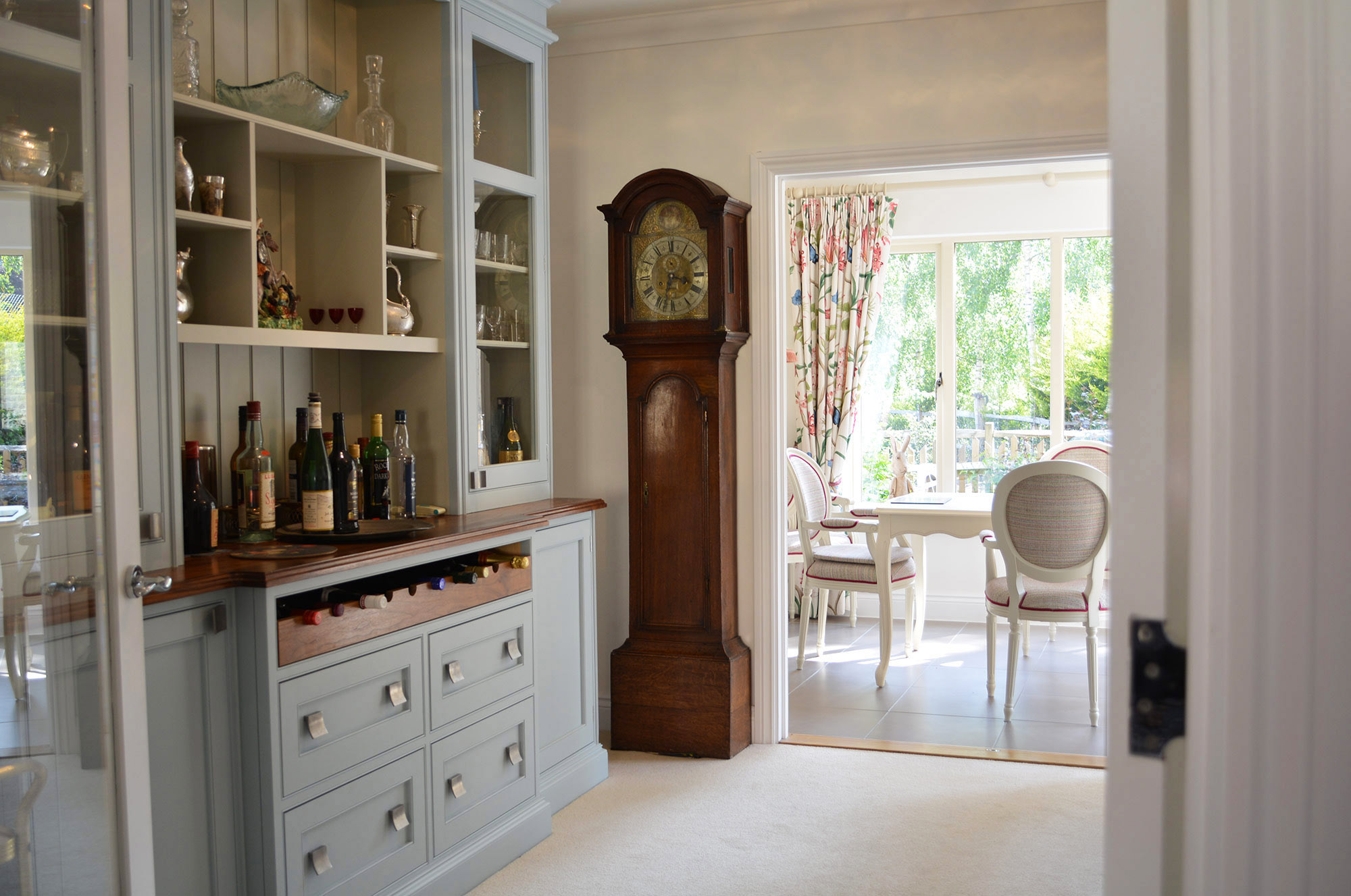 Hallway storrington imogen whyte for Interior design 07760